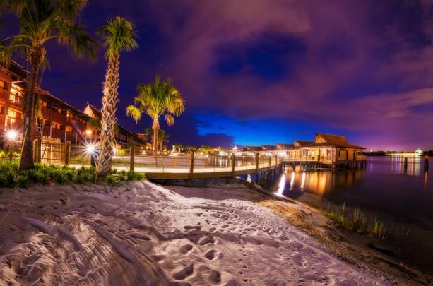 Disney Parks After Dark: A Cozy Bungalow