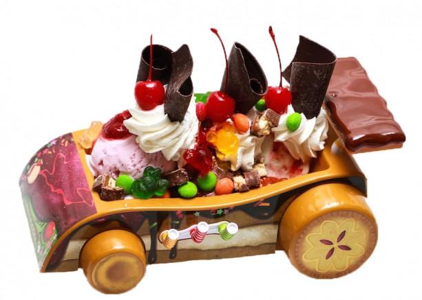 Sundae - Vanellope's Race Kart 05