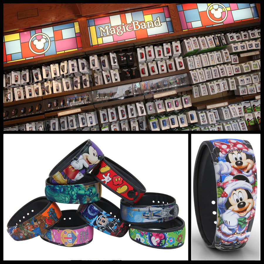 Retail MagicBands and Accessories Available at Walt Disney World Resort