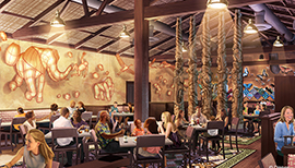 Tiffins Restaurant Coming to Disney's Animal Kingdom