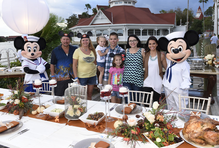 Walt Disney World Resort & 'Good Morning America' Create Unforgettable Experiences for Hometown Heroes