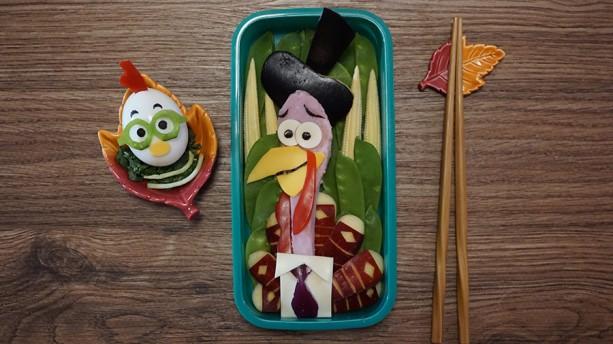Disney Parks Bento Box Magic: Turkey Lurkey