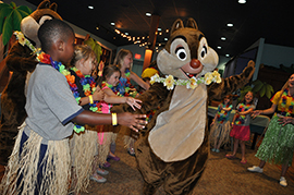 New Premium Programming Sure to Delight Youngsters at Two Disney Children's Activity Centers #DisneyKids