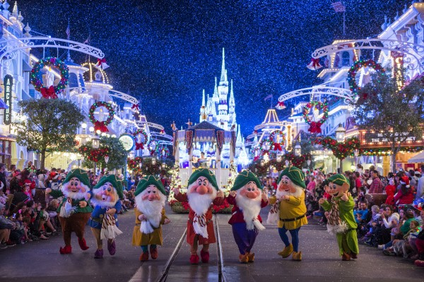 Designing Mickey's Very Merry Christmas Party