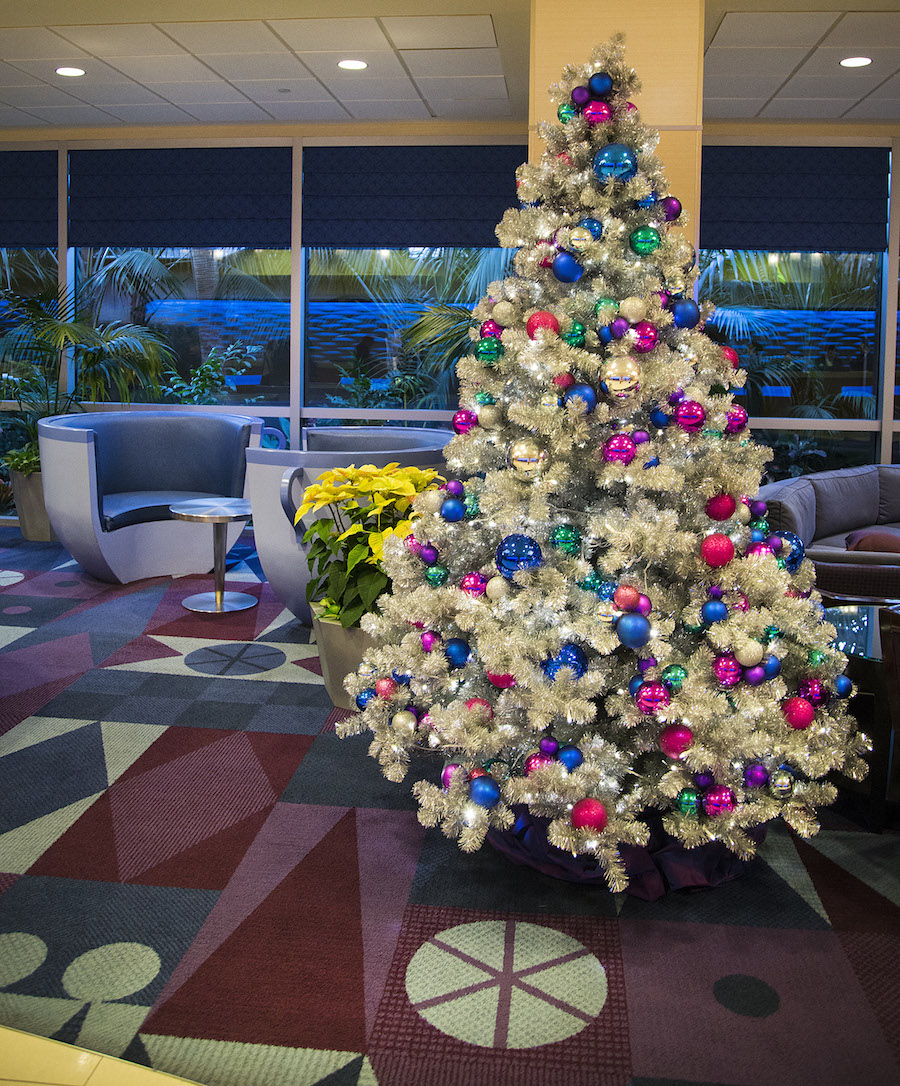 Lobby, Disneyland Hotel at Disneyland Resort