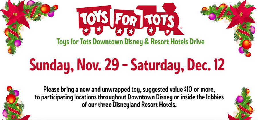 Toys For Tots Drive : Share the joy of holidays during annual toys for tots