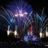 'Holiday Wishes' Fireworks at Magic Kingdom Park