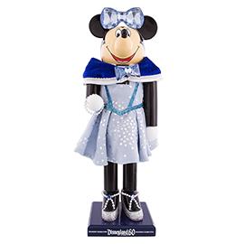 Minnie Mouse Nutcracker