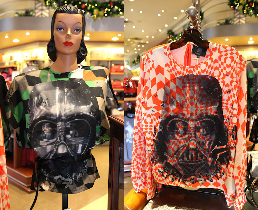 Star Wars Apparel from Preen by Thornton Bregazzi Available at Disney Parks