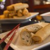 Spring Rolls from Nine Dragons Restaurant at Epcot