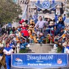 Peyton Manning Celebrates Super Bowl Victory at the Disneyland Resort