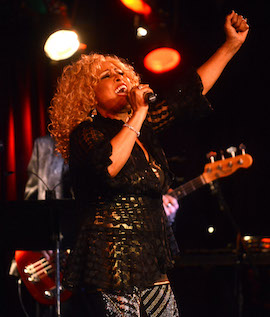 See Darlene Love May 13-15 at the Garden Rocks Concerts at the 2016 Epcot International Flower & Garden Festival