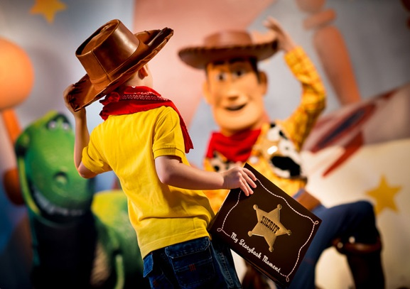 My Storybook Moment- Sheriff Woody from Disney Floral & Gifts