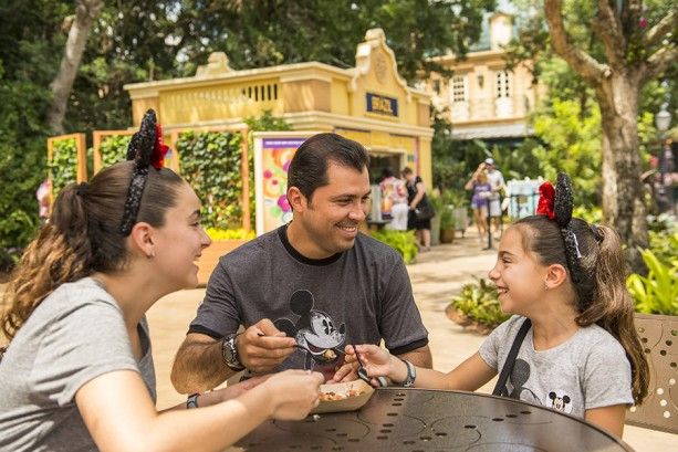 Bold Flavors at the Brazil Marketplace at Epcot International Food and Wine Festival