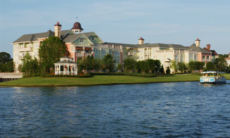 Disney's Saratoga Springs Resort &amp; Spa, a Disney Vacation Club Resort