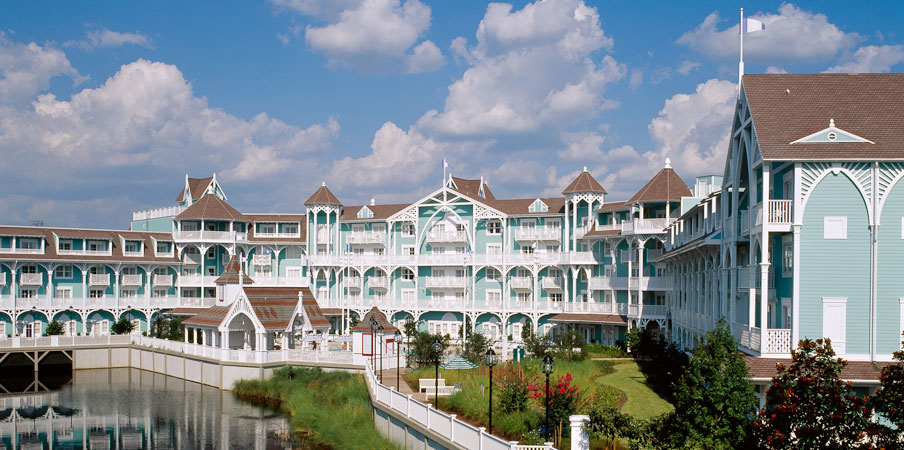 Disney's Beach Club Villas, Lake Buena Vista, Florida