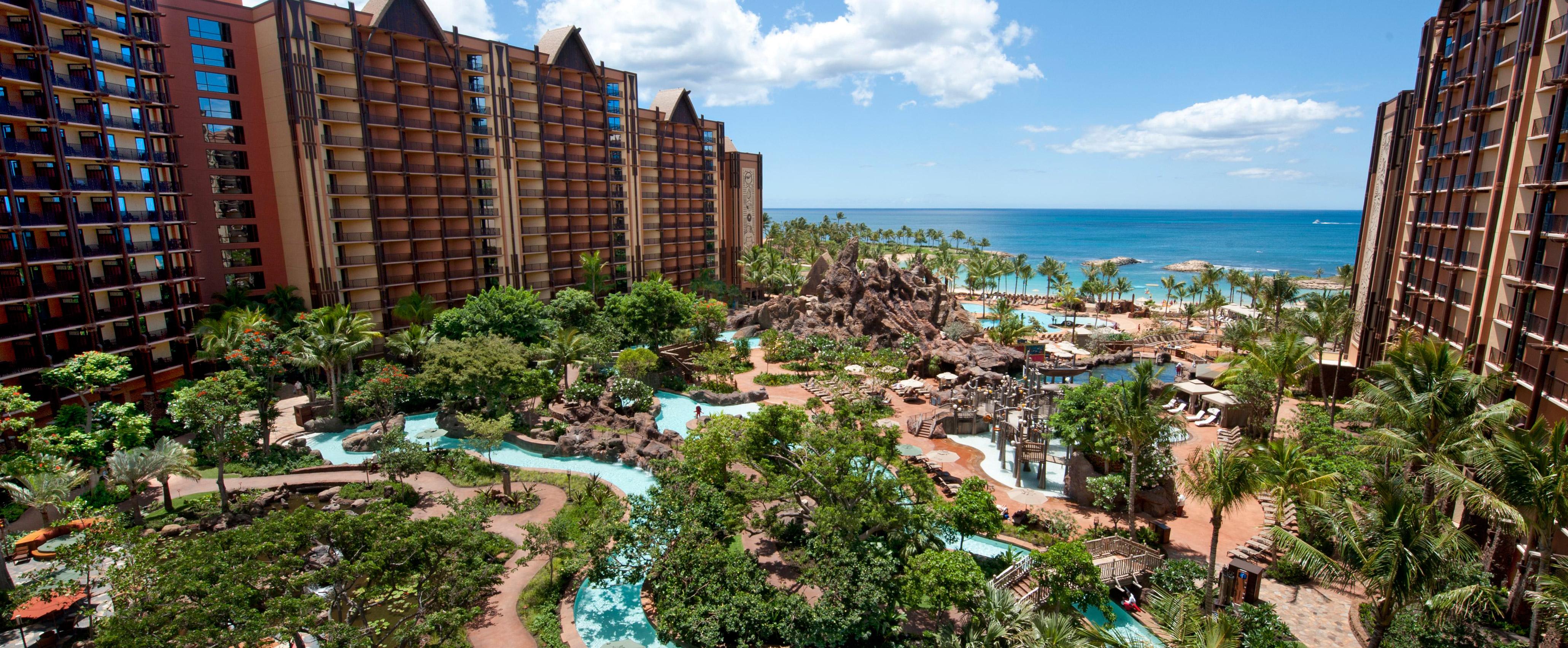 The Aulani Resort Story Aulani Hawaii Resort Amp Spa