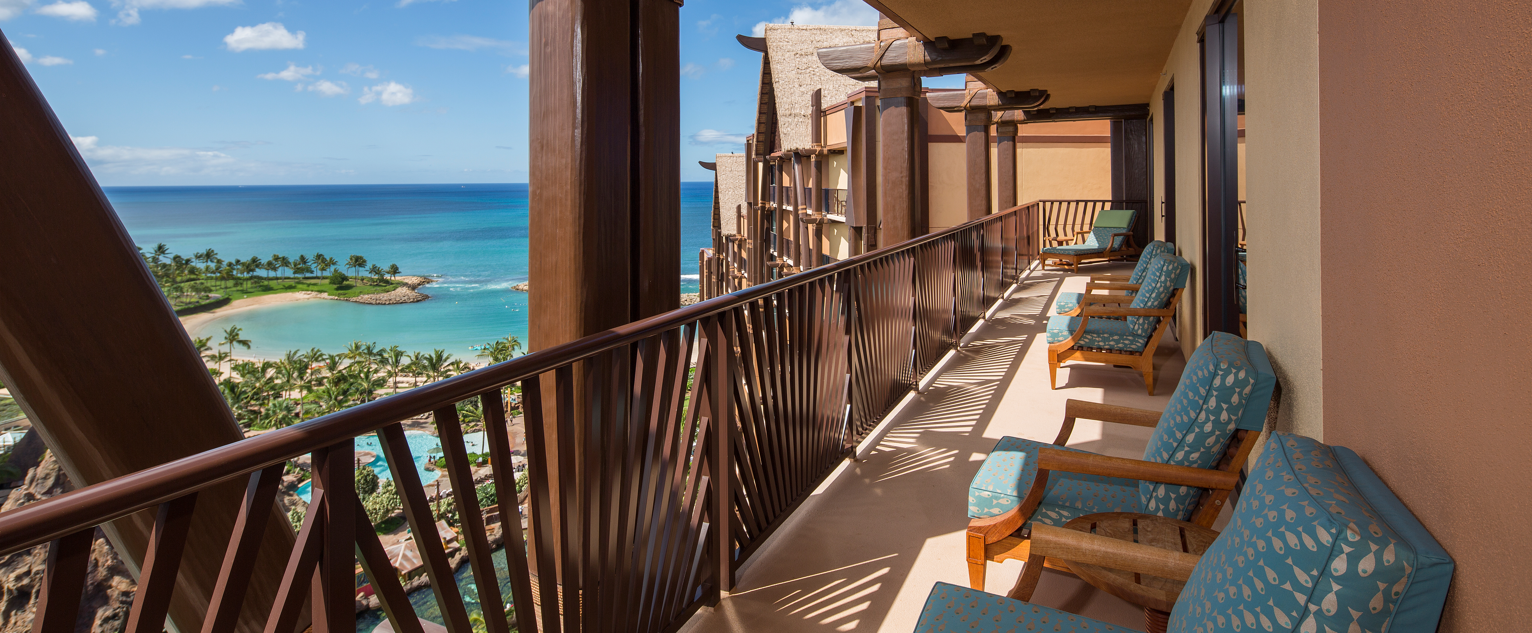 Lei Hulu Suite Select Suites Offer Partial Or Full Ocean