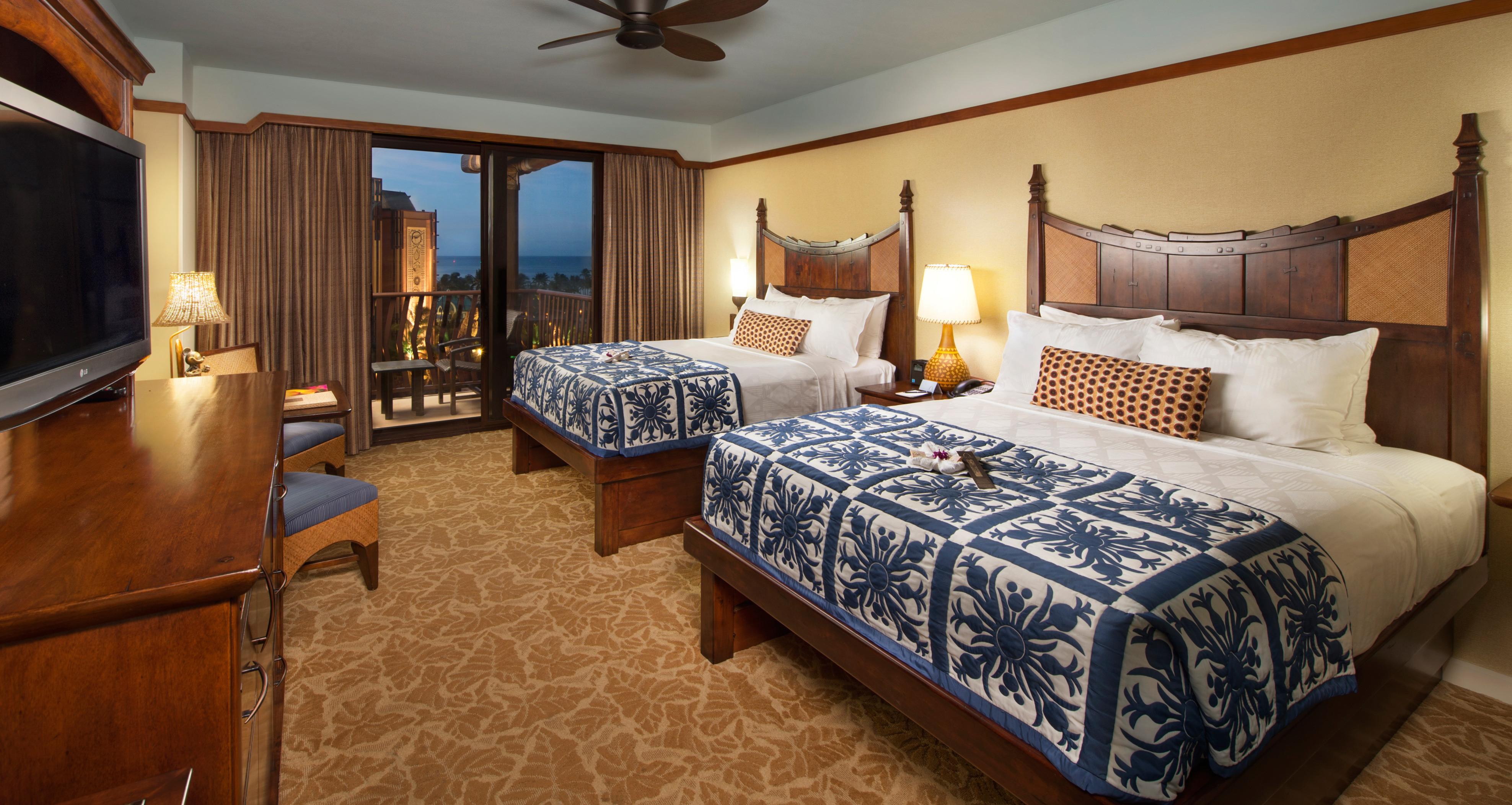 Standard Hotel Rooms