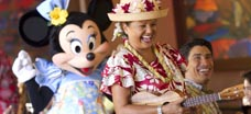 Aulani Disney Character Breakfast