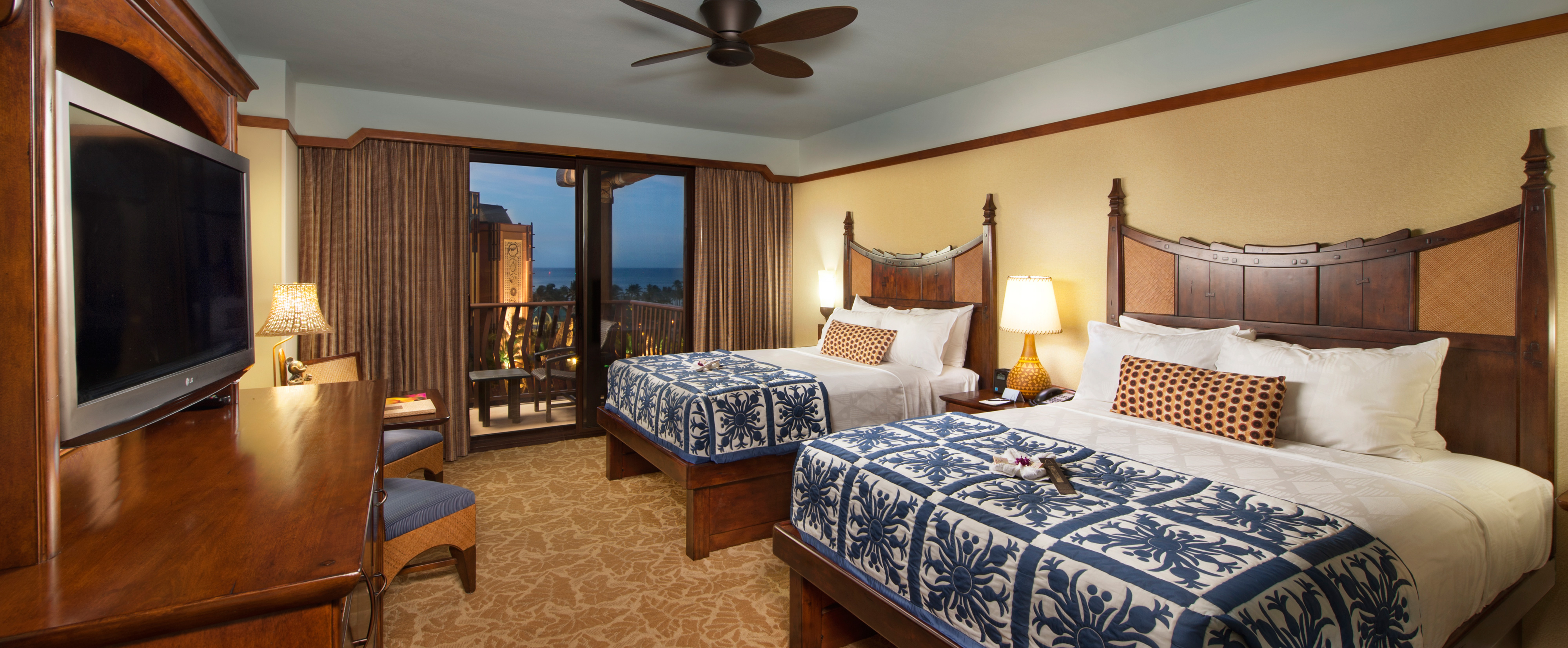 standard hotel rooms aulani hawaii resort spa