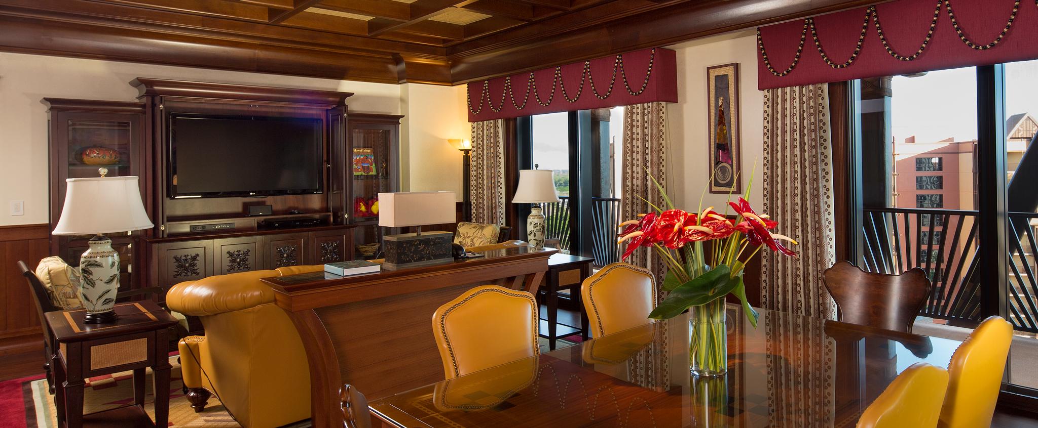 Two Bedroom Suite Aulani Hawaii Resort Amp Spa