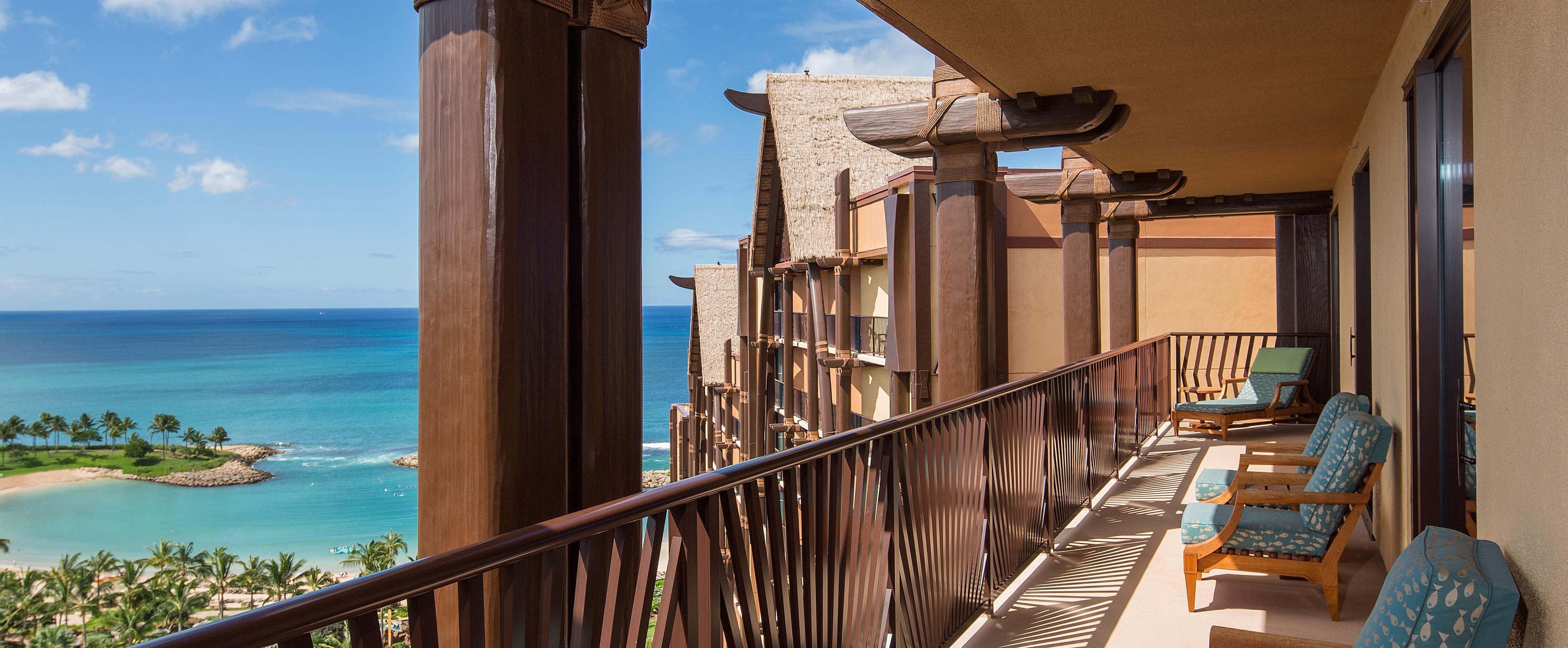 One Bedroom Deluxe Suite Aulani Hawaii Resort Amp Spa